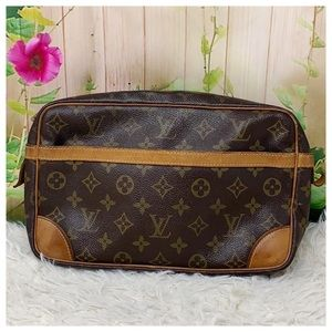 Authentic Louis Vuitton Monogram Compiegne